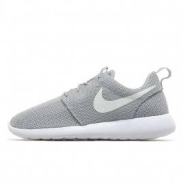 Homme NikeRoshe One Gris/Blanc