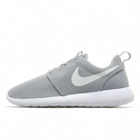 Men Nike Roshe One Grey/White