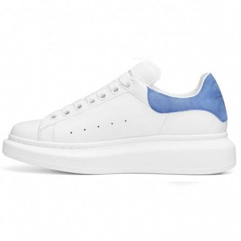 Men Alexander mc Queen White / Blue