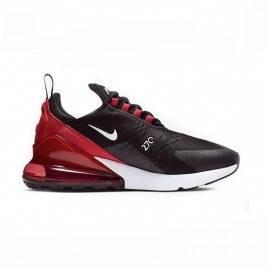Hommes Nike Air Max 270 Noir rouge