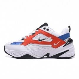 Donna Nike M2K Tekno Bianco-rosso