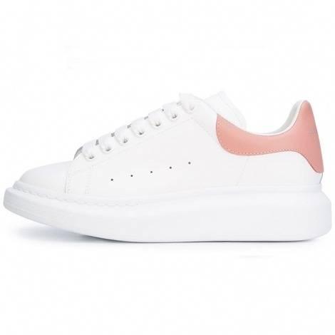 Women Alexander mc Queen White / Pink