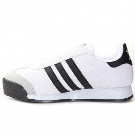 adidas Samoa черный белый