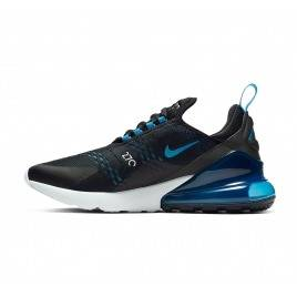 Women Nike Air Max 270 Black - Blue
