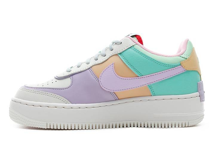 Women Nike Air Force1 Shadow Pale Ivory