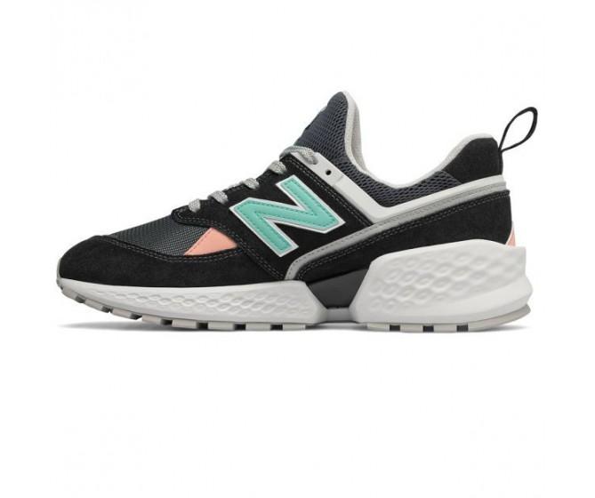 Donna New Balance MS574 Nero
