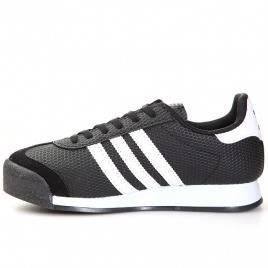 Adidas samoa blanc noir