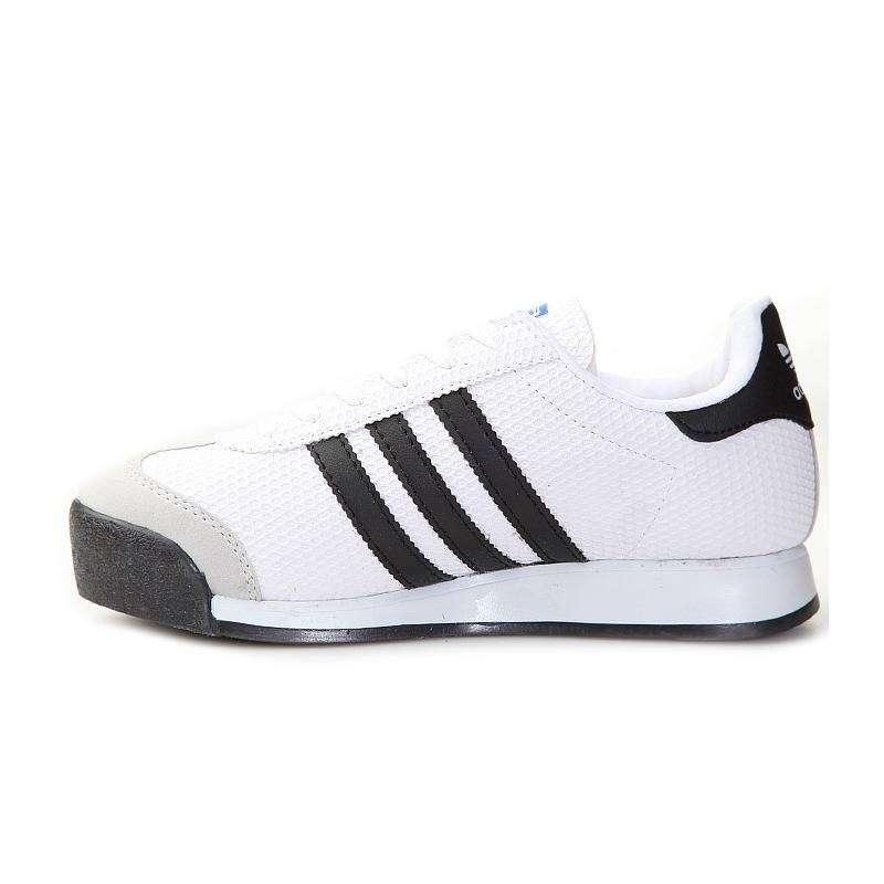 Men adidas Samoa black white - 35