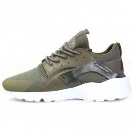 Women Nike Air Huarache Military green