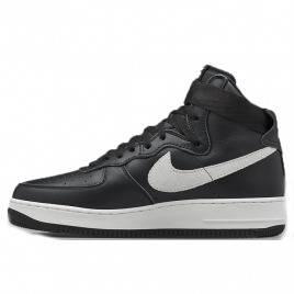 Nike Air Force1alto Nero bianco