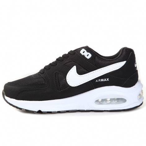 Nike Air Max Black / White
