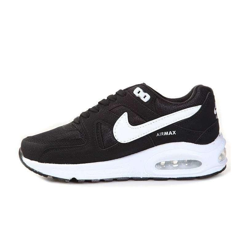 Women Nike Air Max Black / White