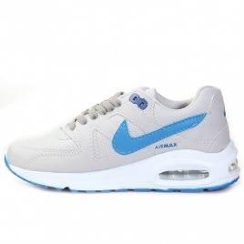 Nike Air Max Grigio / Blu