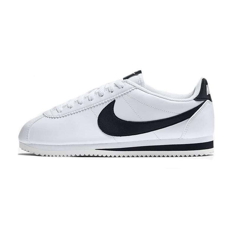 Women Nike Cortez Basic Leather white