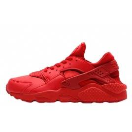 Men Nike Huarache Red / Red