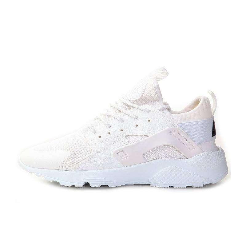 Men Nike Huarache Air White / White