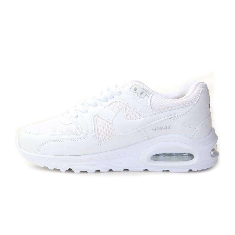 Uomo Nike Air Max bianca