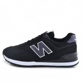 New Balance 574 Gris-noir
