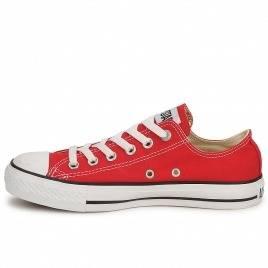 Converse Низкий верх красный