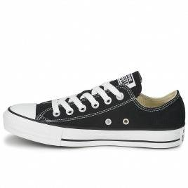 Converse Низкий верх черный