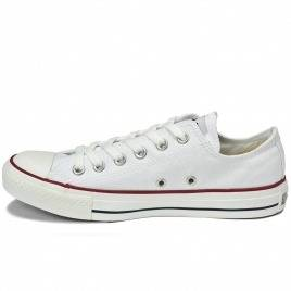 Women Converse Low Top White