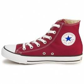 Women Converse Hi Top Red