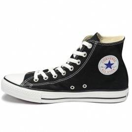 Men Converse Hi Top Black