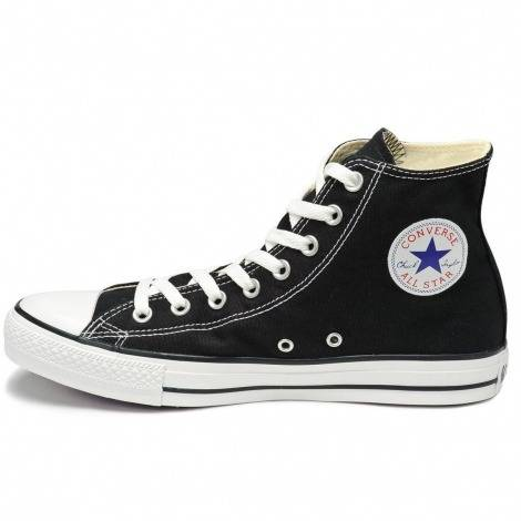 Women Converse Hi Top Black