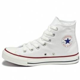 Men Converse Hi Top White