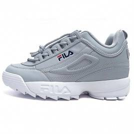 Men Fila Disruptor II Gray