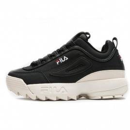 Men Fila Disruptor II Black