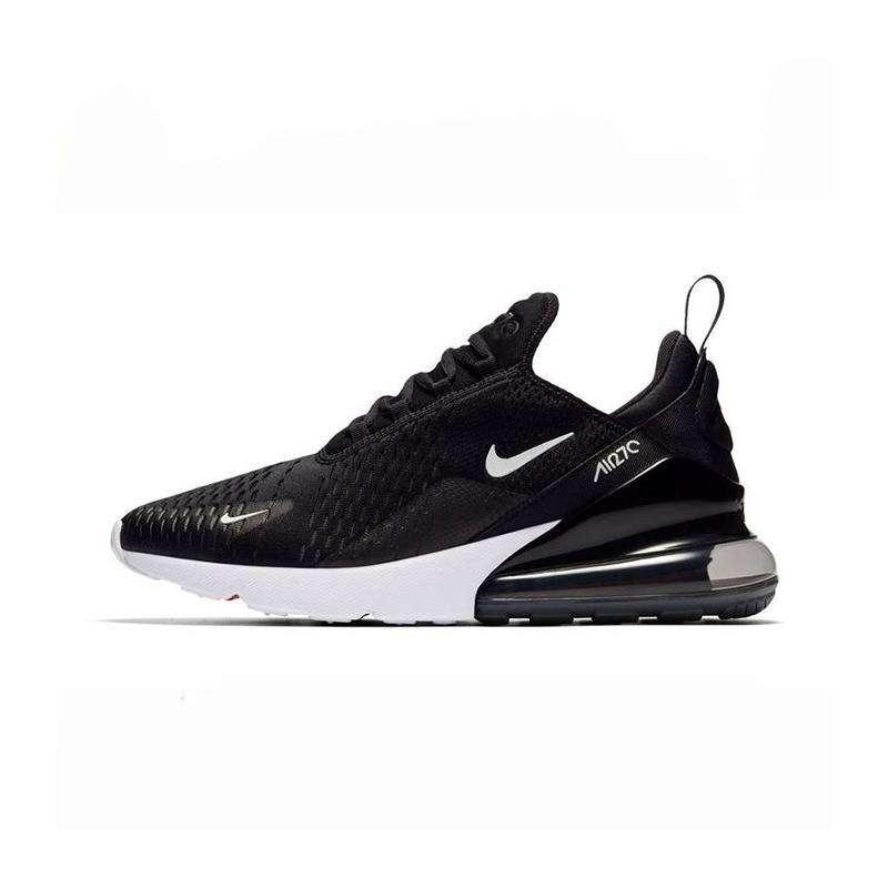 Lograr ballet Descendencia  Men Nike Air Max 270 Black / White - 199 - Nike Air Max 270...